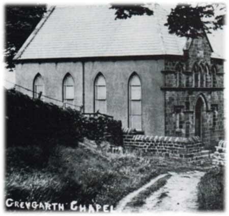 Greygarth Chapel